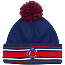 Chicago Cubs Authentic Collection Sport Knit Hat