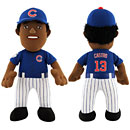 Chicago Cubs Starlin Castro 10in. Plush Player Doll