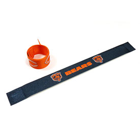 Chicago Bears 2-Pack of Slap Bracelets