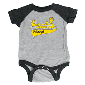 Pittsburgh Pirates Infant Baseball Body Suit