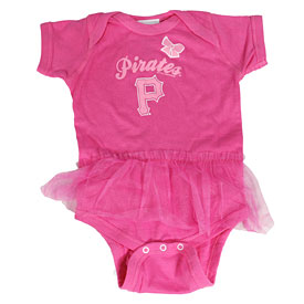 Pittsburgh Pirates Infant Baseball Tutu Baby Outfit