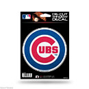 Chicago Cubs Glitter Die Cut Vinyl Decal