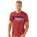 Chicago Fire Red Championship Tri-Blend T-Shirt
