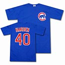 Chicago Cubs Rich Harden Youth Name and Number T-Shirt