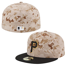 Pittsburgh Pirates 2015 Authentic Collection On-Field 59FIFTY Alternate 3 Fitted Cap
