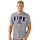 Chicago Fire Championship Tri-Blend T-Shirt