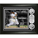 Chicago White Sox Jose Abreu 2014 AL ROY Gold Coin Photo Mint