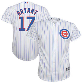Chicago Cubs Kris Bryant Toddler Home Cool Base Replica Jersey