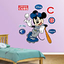 Chicago Cubs Mickey Mouse Fathead