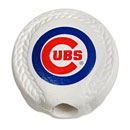 Chicago Cubs Bullseye Logo Pencil Eraser