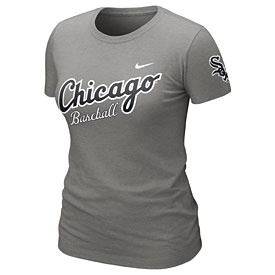 Chicago White Sox Ladies Premium Practice T-Shirt