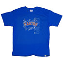 Chicago Cubs Starlin Castro Youth Signature T-Shirt
