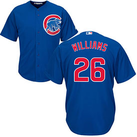 Chicago Cubs Billy Williams Youth Alternate Cool Base Replica Jersey