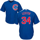 Chicago Cubs Jon Lester Youth Alternate Cool Base Replica Jersey