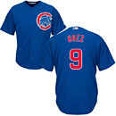 Chicago Cubs Javier Baez Youth Alternate Cool Base Replica Jersey