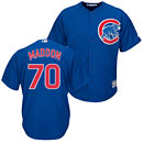 Chicago Cubs Joe Maddon Youth Alternate Cool Base Replica Jersey