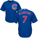 Chicago Cubs Arismendy Alcantara Youth Alternate Cool Base Replica Jersey