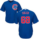 Chicago Cubs Jorge Soler Youth Alternate Cool Base Replica Jersey