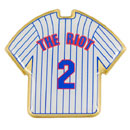 Chicago Cubs Ryan Theriot The Riot Jersey Lapel Pin