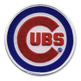 Chicago Cubs Bullseye Patch