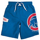 Chicago Cubs Youth Board Shorts