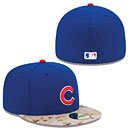 Chicago Cubs 2015 Memorial Day Stars and Stripes 59FIFTY Cap