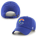 Chicago Cubs Pride Cleanup Adjustable Cap
