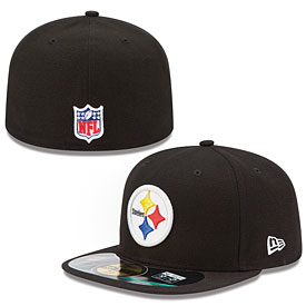 Pittsburgh Steelers Sideline 59FIFTY Structured Fitted Cap