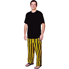 Pittsburgh Steelers Black and Gold Cargo Pants