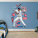 Chicago Cubs Kris Bryant Batting REAL.BIG. Fathead