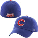 Chicago Cubs Royal Franchise Fitted Cap
