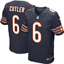 Chicago Bears Jay Cutler Elite Team Color Jersey