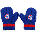 Chicago Cubs Infant/Toddler Knit Gloves