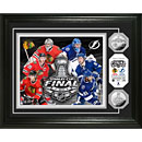 2015 Stanley Cup Finals Silver Coin Photo Mint (Chicago vs. Tampa Bay)