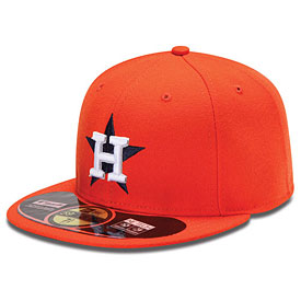 Houston Astros Authentic Collection On-Field 59FIFTY Alternate Cap