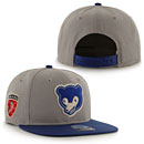 Chicago Cubs United Captain Snapback Adjustable Cap