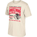 Chicago Blackhawks 6-Time Stanley Cup Champions Original 6 T-Shirt