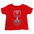 Chicago Blackhawks 2015 Stanley Cup Champions Toddler Laces T-Shirt