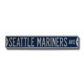 Seattle Mariners Ave. Street Sign