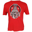 Chicago Blackhawks 2015 Stanley Cup Champions Trophy T-Shirt