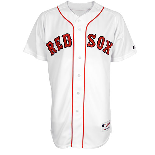 quality design 4aa2b a3bc7 Boston Red Sox Authentic Home Jersey