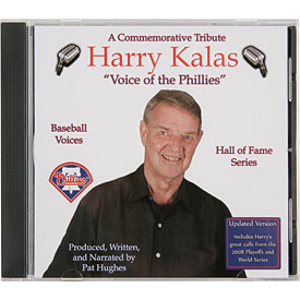 Baseball Voices Hall of Fame Series--A Commemorative Tribute: Harry Kalas CD