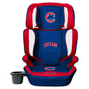 Chicago Cubs High Back Booster Seat
