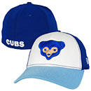 Chicago Cubs Cooperstown Logo 3930 Fitted Cap
