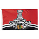 Chicago Blackhawks 2015 Stanley Cup Champions 3' x 5' Flag