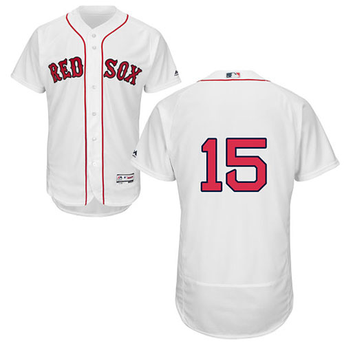 Boston Red Sox Dustin Pedroia Home Flexbase Authentic Collection ... 0a312377bec