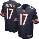 Chicago Bears Alshon Jeffery Youth Game Jersey