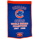Chicago Cubs Championship Banner