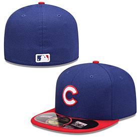 Chicago Cubs Authentic Game Diamond Era 59FIFTY Cap