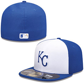 Kansas City Royals Authentic Collection Diamond Era 59FIFTY Home Cap